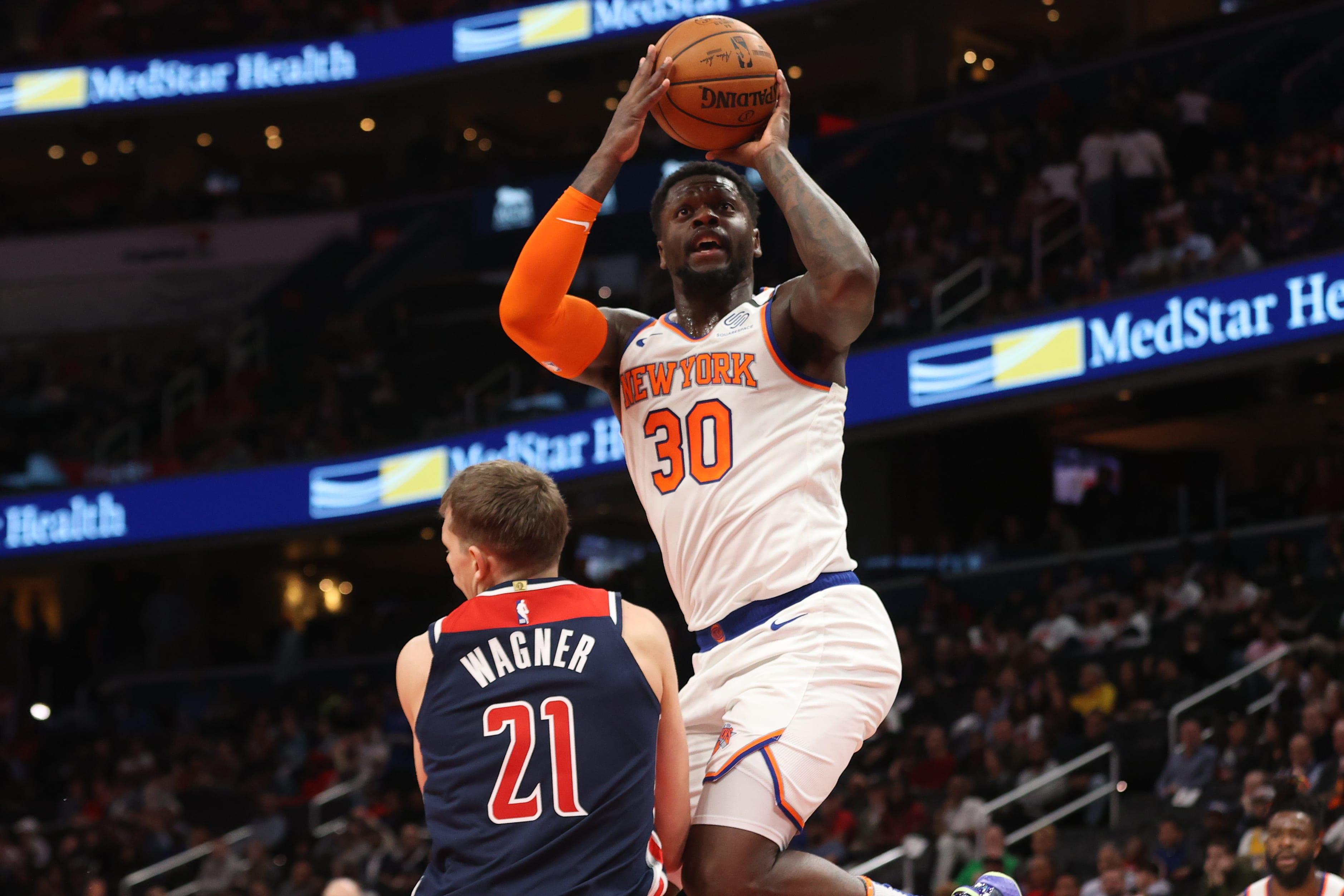 New York Knicks, Julius Randle