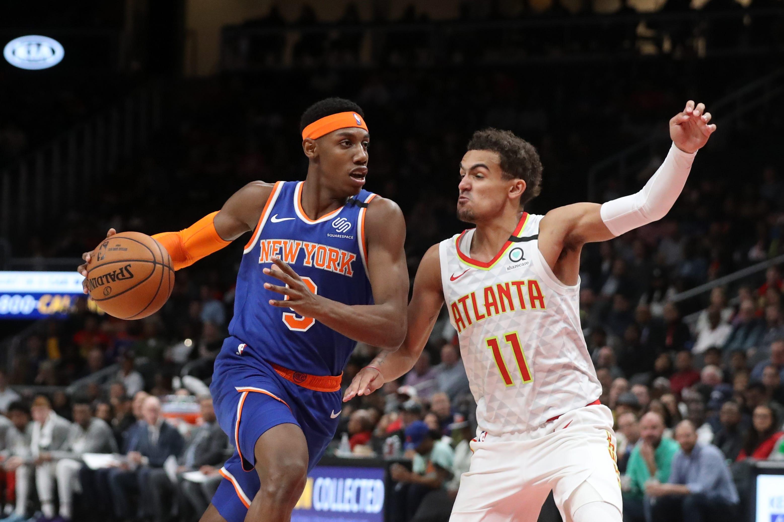 New York Knicks, RJ Barrett