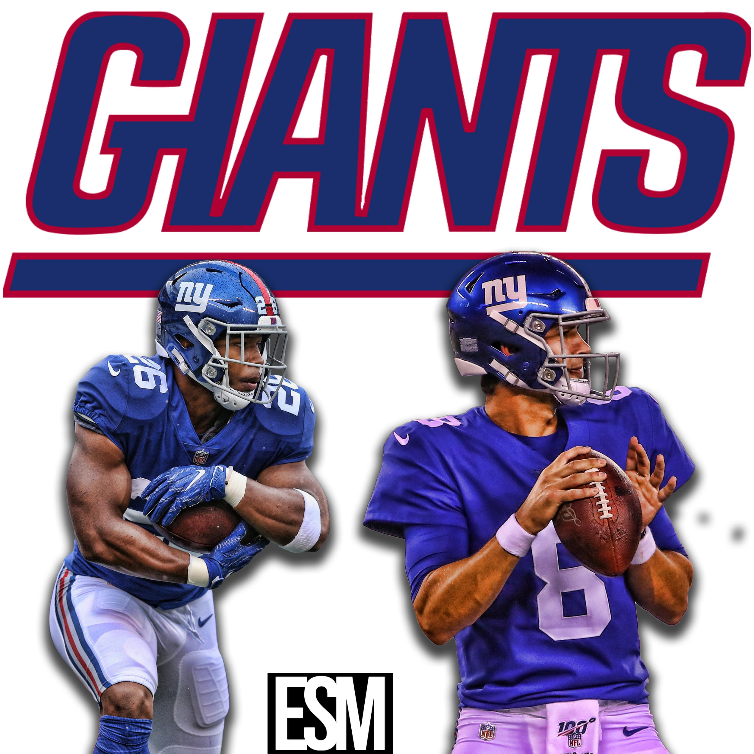 New York Giants, Daniel Jones, Saquon Barkley