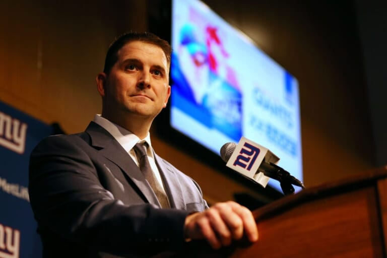 New York Giants: It's time to relax about the Joe Judge-Marc Colombo situation