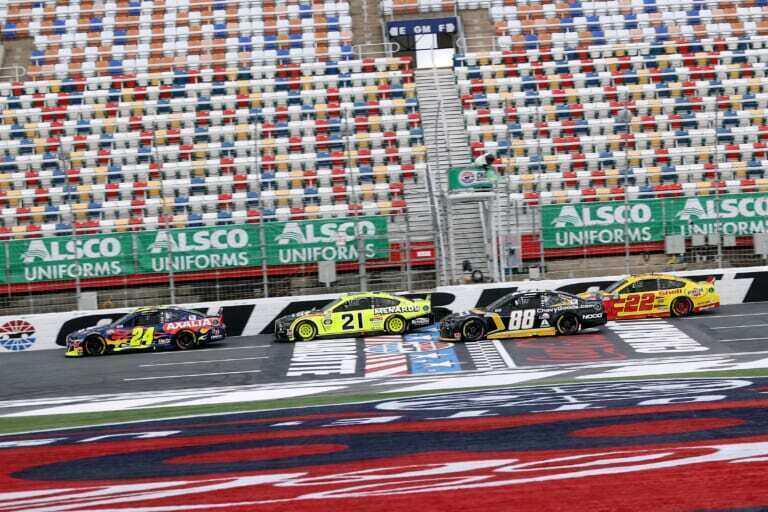 NASCAR eschews practice and qualifying for the rest of the 2020 season