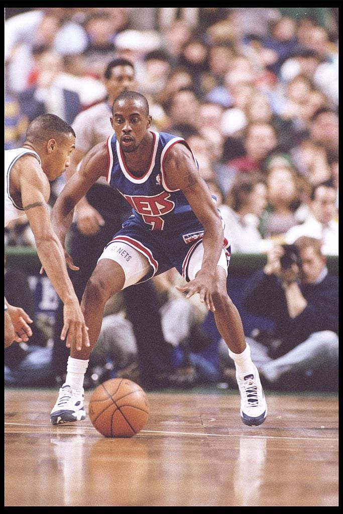 New Jersey Nets, Kenny Anderson