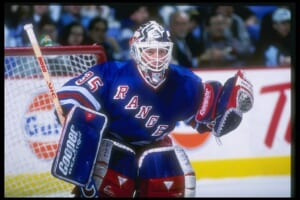 New York Rangers, Mike Richter