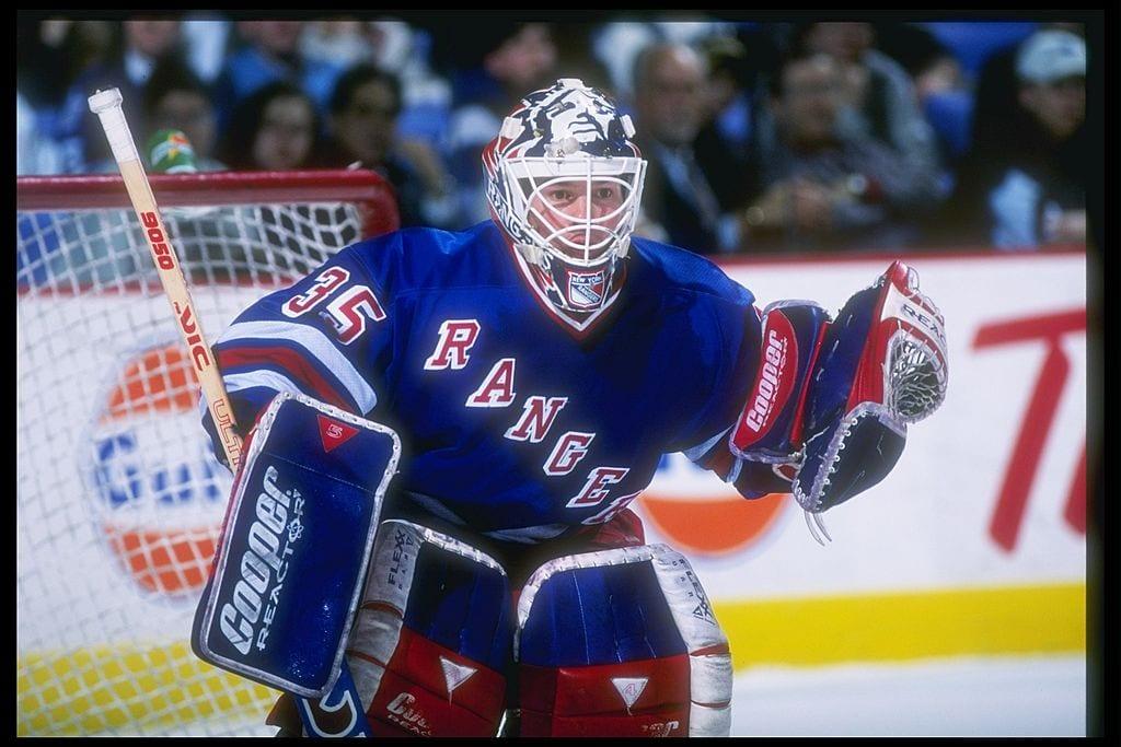 New York Rangers, Mike Richter