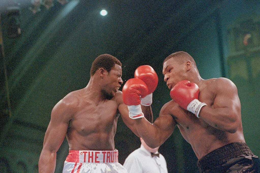 Mike Tyson, UFC