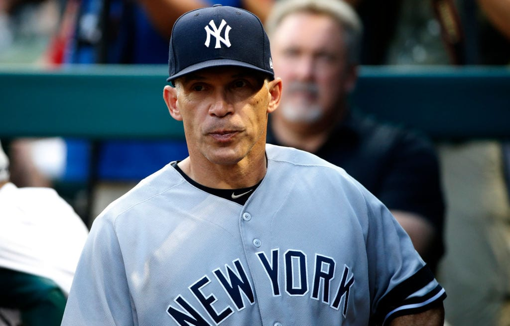 New York Yankees, Yankees, Joe Girardi