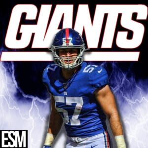 New York Giants, Ryan Connelly