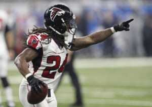 New York Giants set to sign Devonta Freeman pending physical
