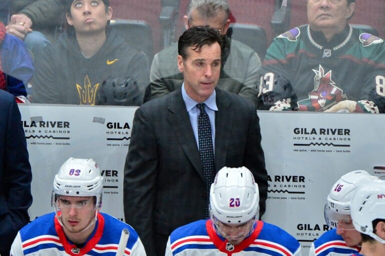 """The New York Rangers are prepared to """"Embrace the Grind"""""""