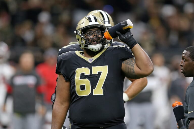 New York Jets, Larry Warford