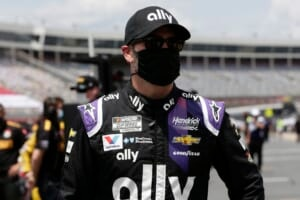 NASCAR: Jimmie Johnson tests positive for COVID-19