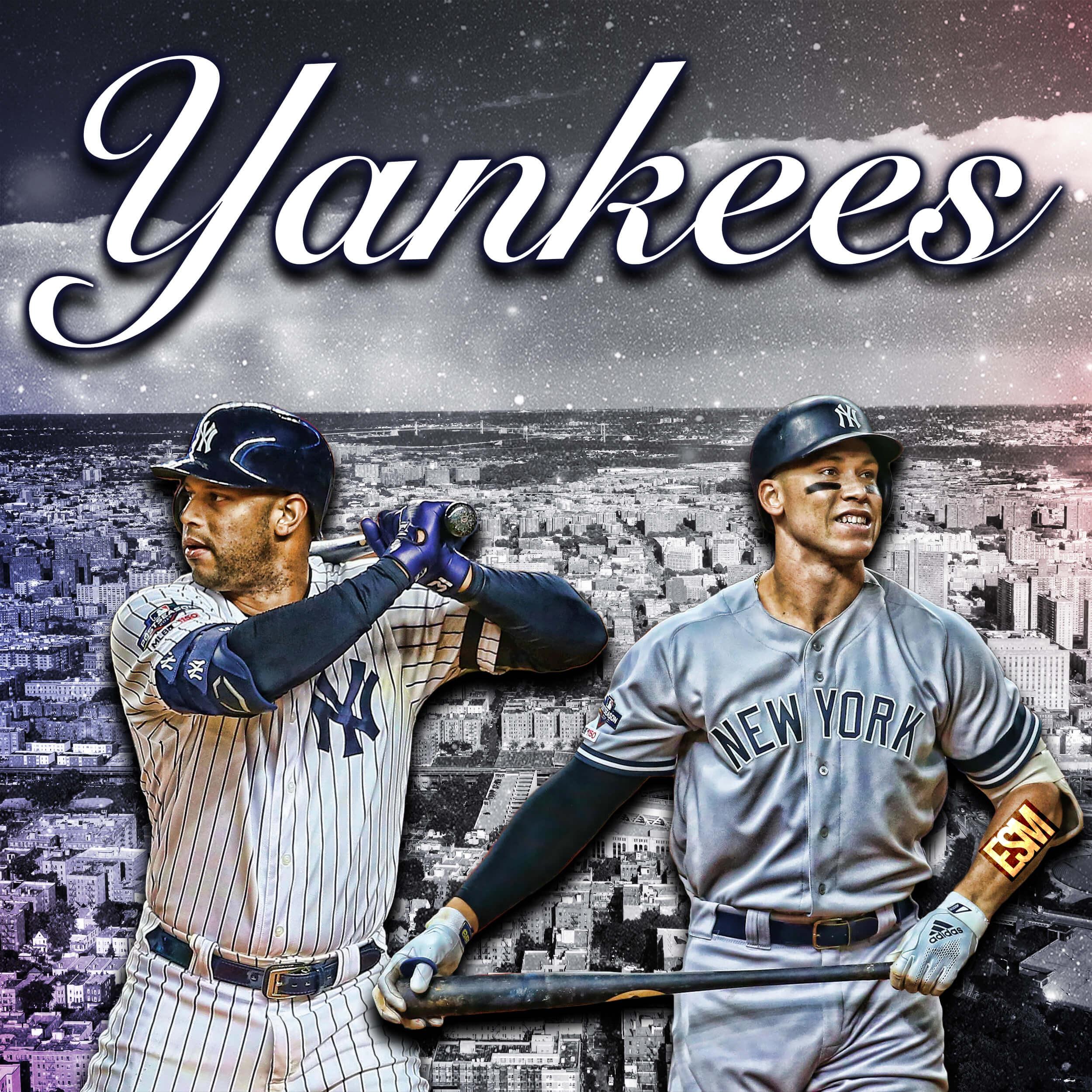 New York Yankees, Aaron Judge, Aaron Hicks
