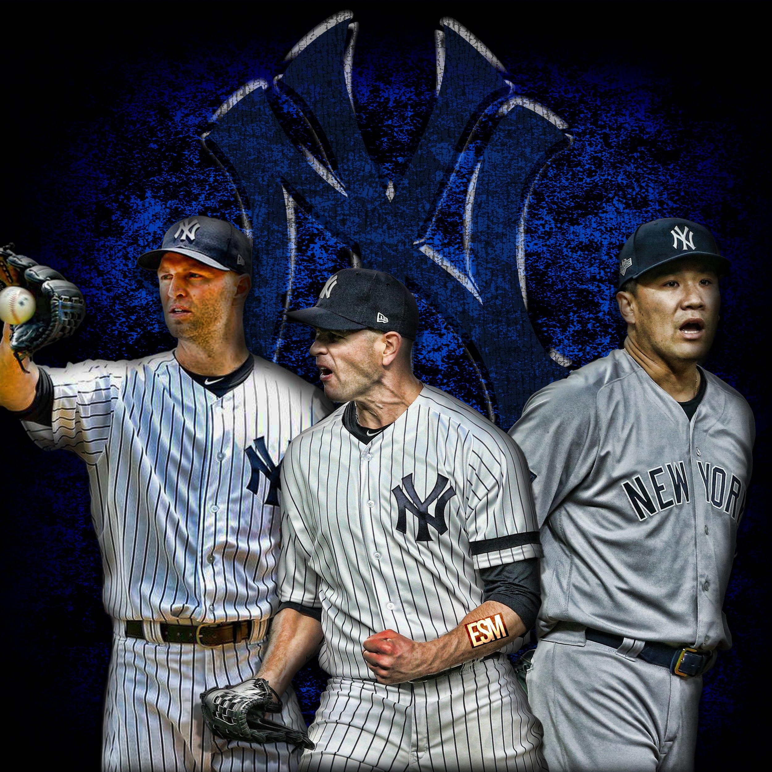 New York Yankees, Masahiro Tanaka, J.A. Happ, James Paxton