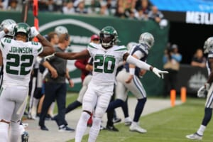New York Jets: silver lining Marcus Maye speaks after defeat
