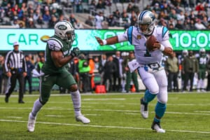 Cam Newton and the Patriots: How it affects the New York Jets