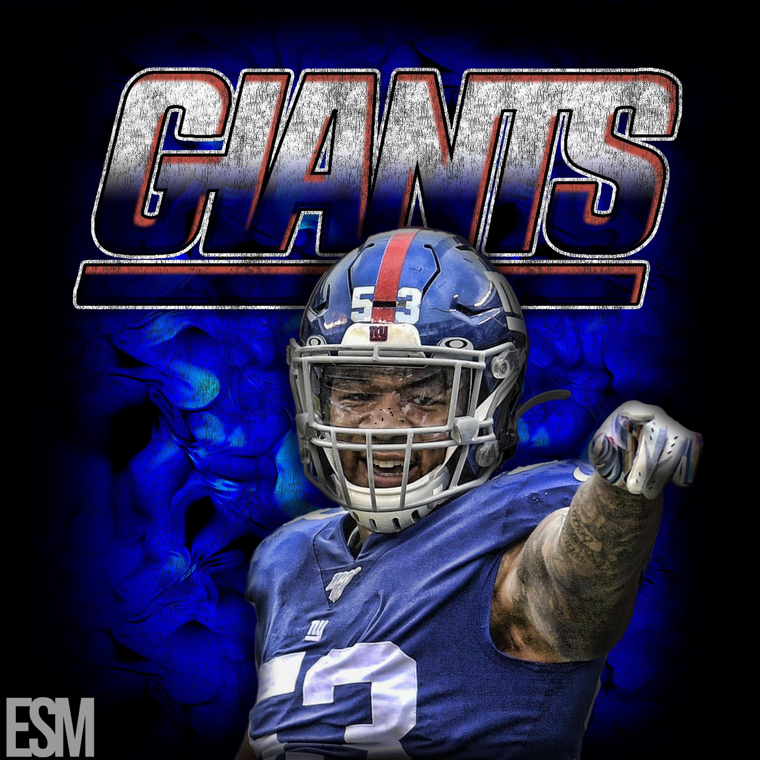 New York Giants, Oshane Ximines
