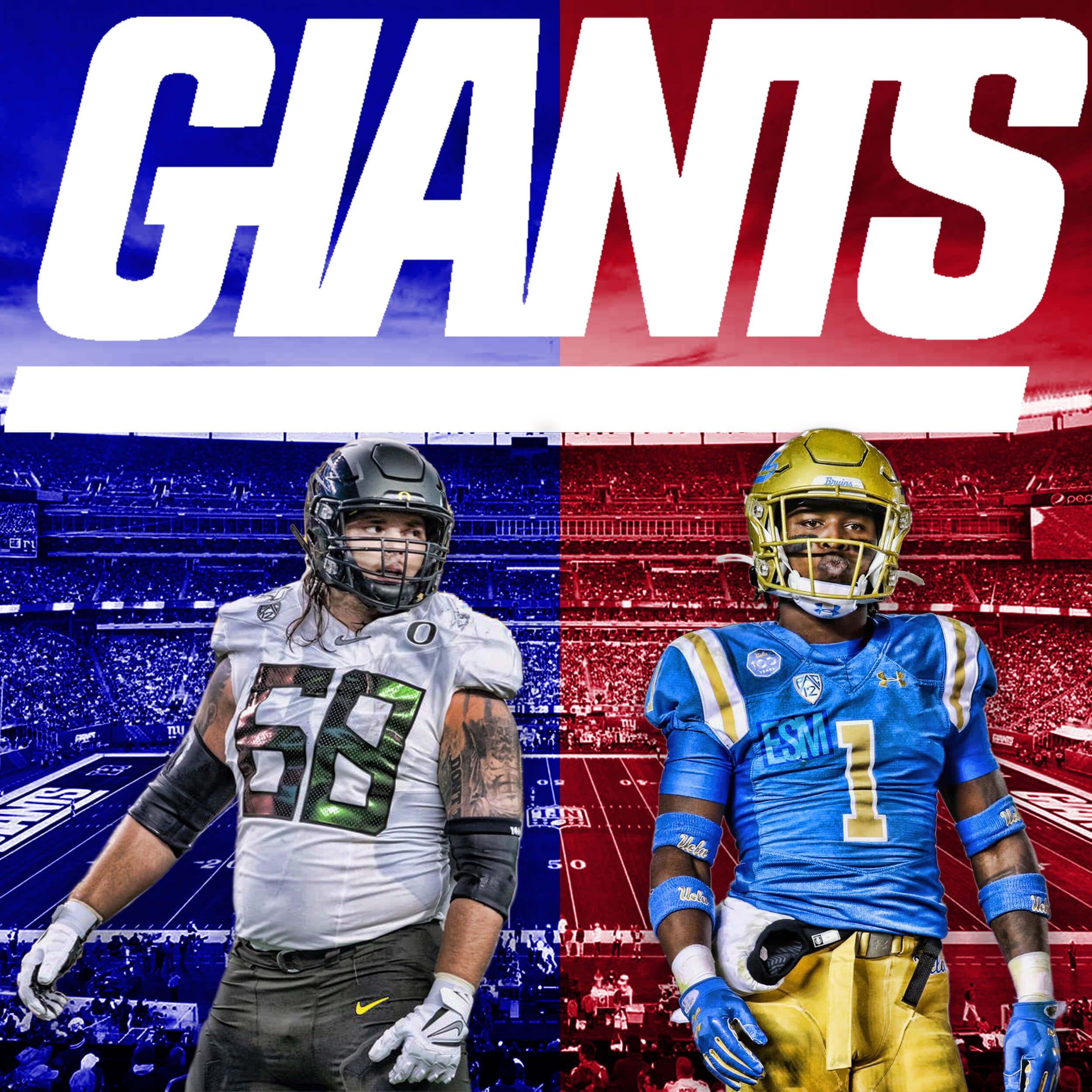 New York Giants, Shane LeMieux, Darnay Holmes