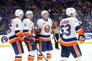 The Islanders should feel right at home with playing in Toronto for the postseason