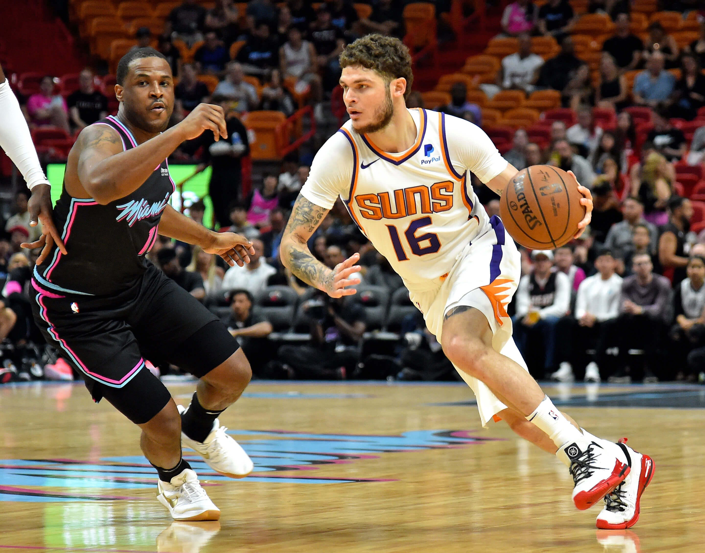 Tyler Johnson, Brooklyn Nets