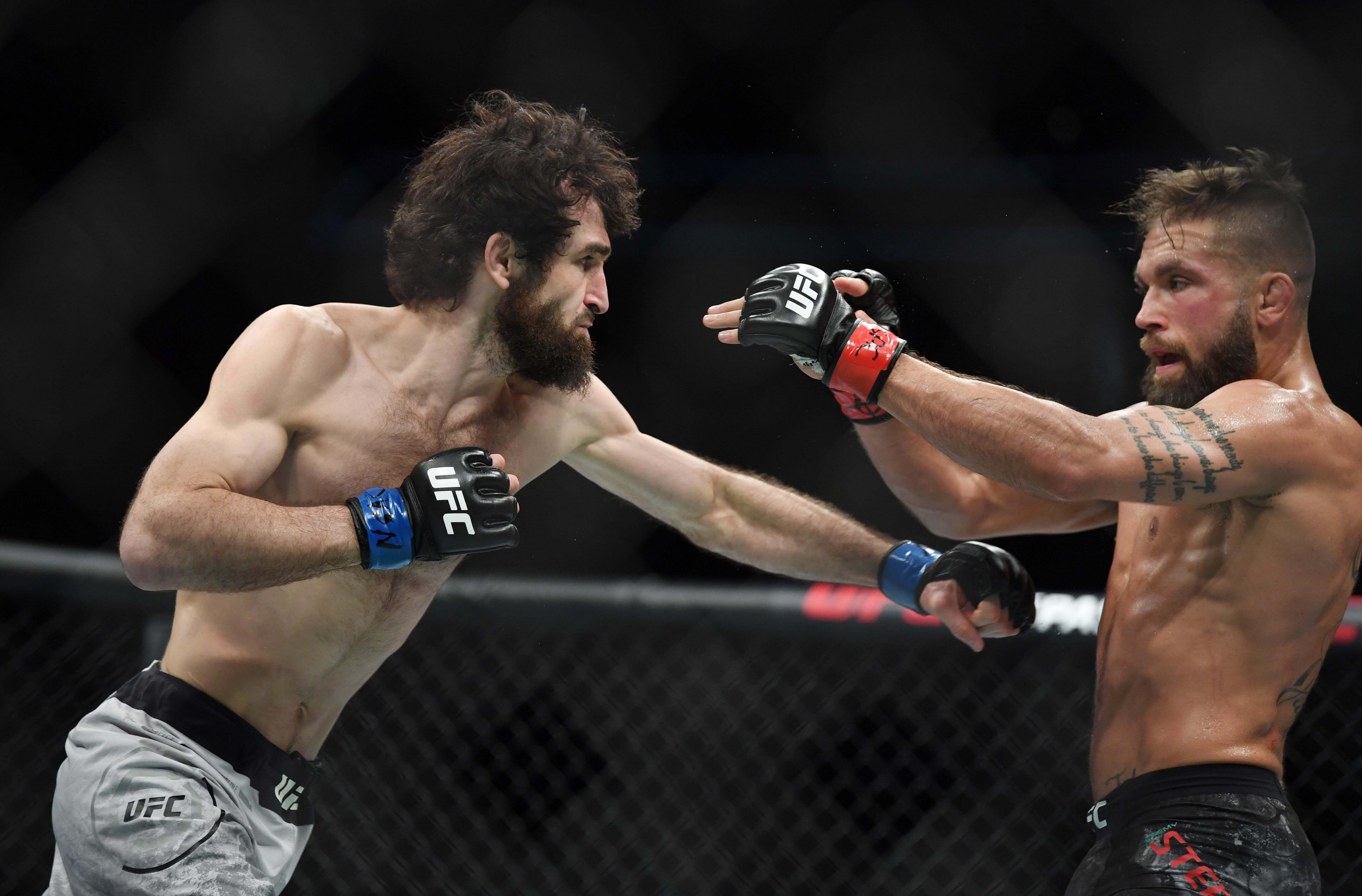 Zabit Magomedsharipov, UFC