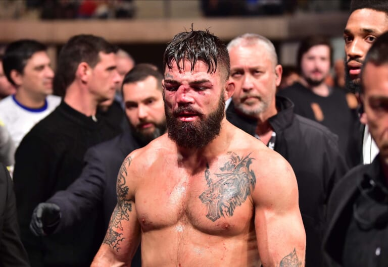 UFC Vegas 23 Preview: Mike Perry – Daniel Rodriguez