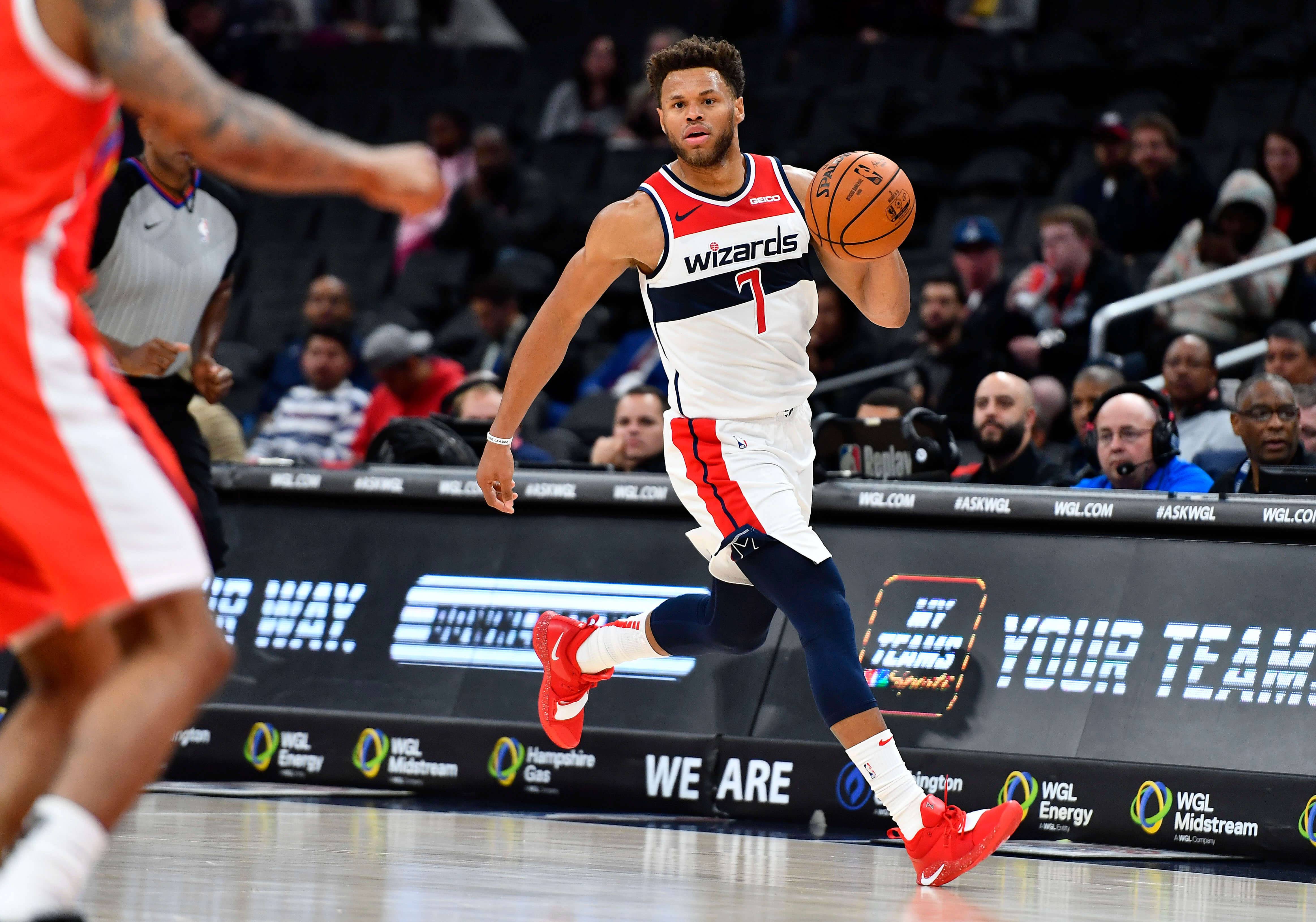 Brooklyn Nets, Justin Anderson