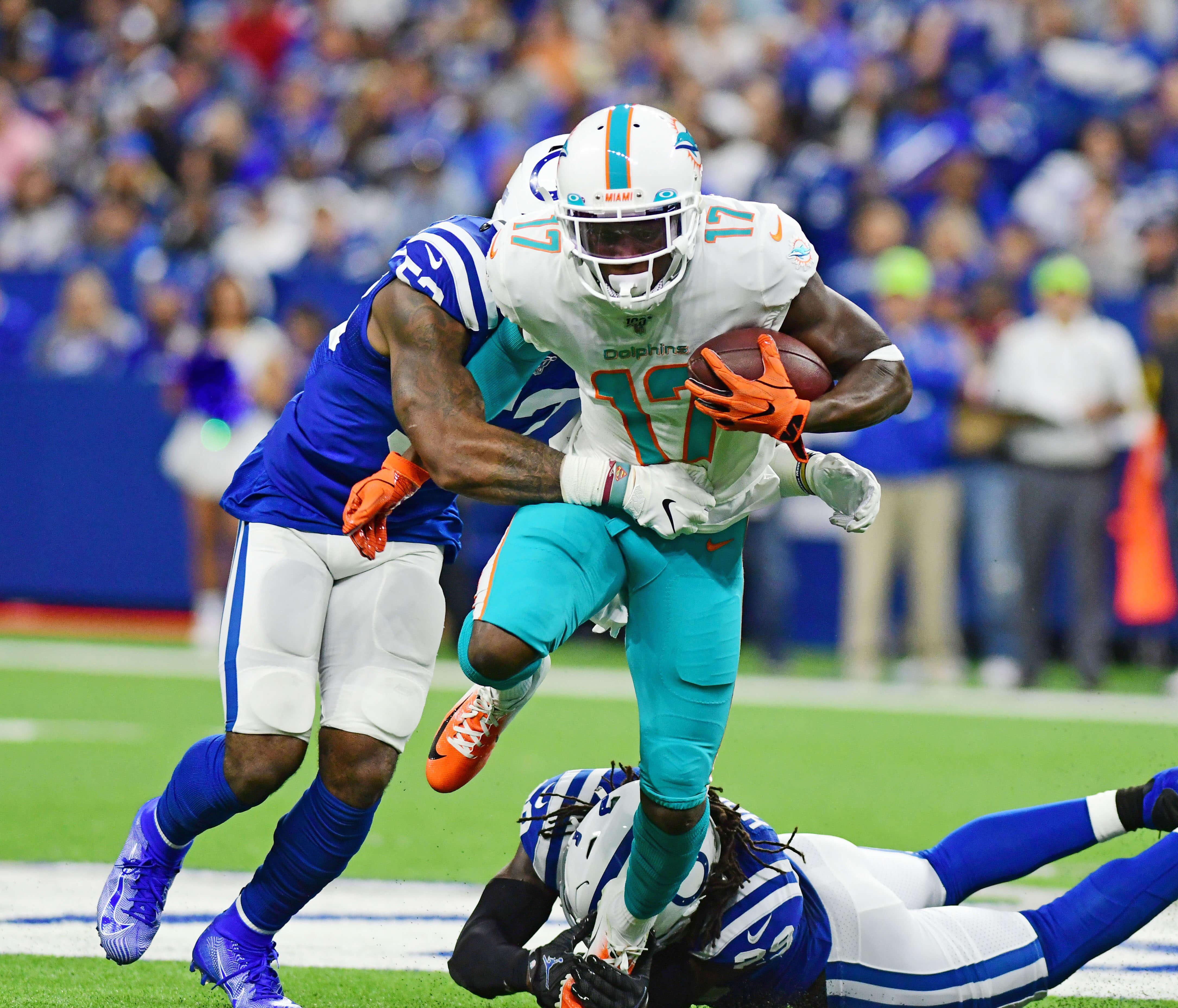 Miami Dolphins, Allen Hurns
