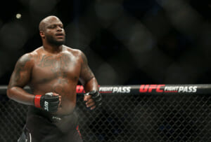 Derrick Lewis looks to extend heavyweight knockout record at UFC Vegas 15