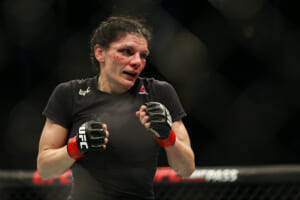 Does Lauren Murphy deserve a title shot after UFC 254?