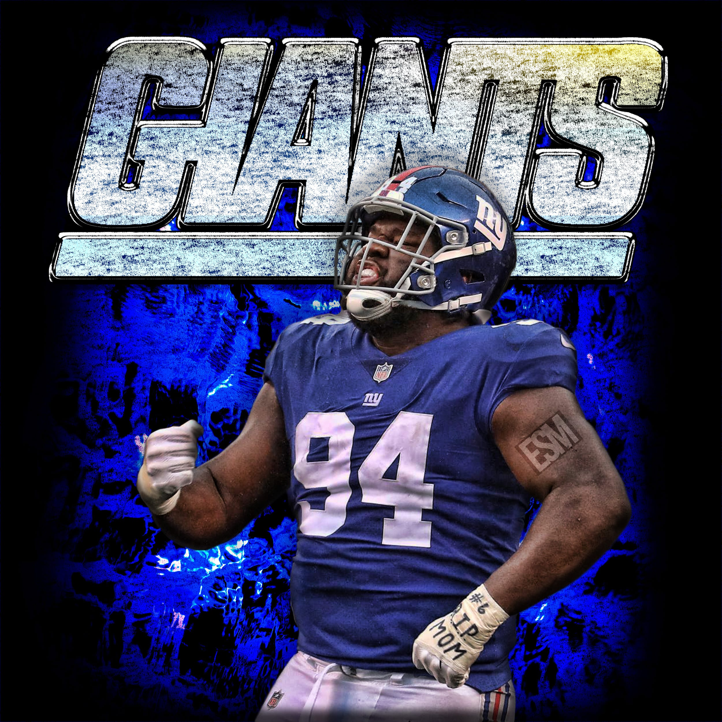 New York Giants, Dalvin Tomlinson