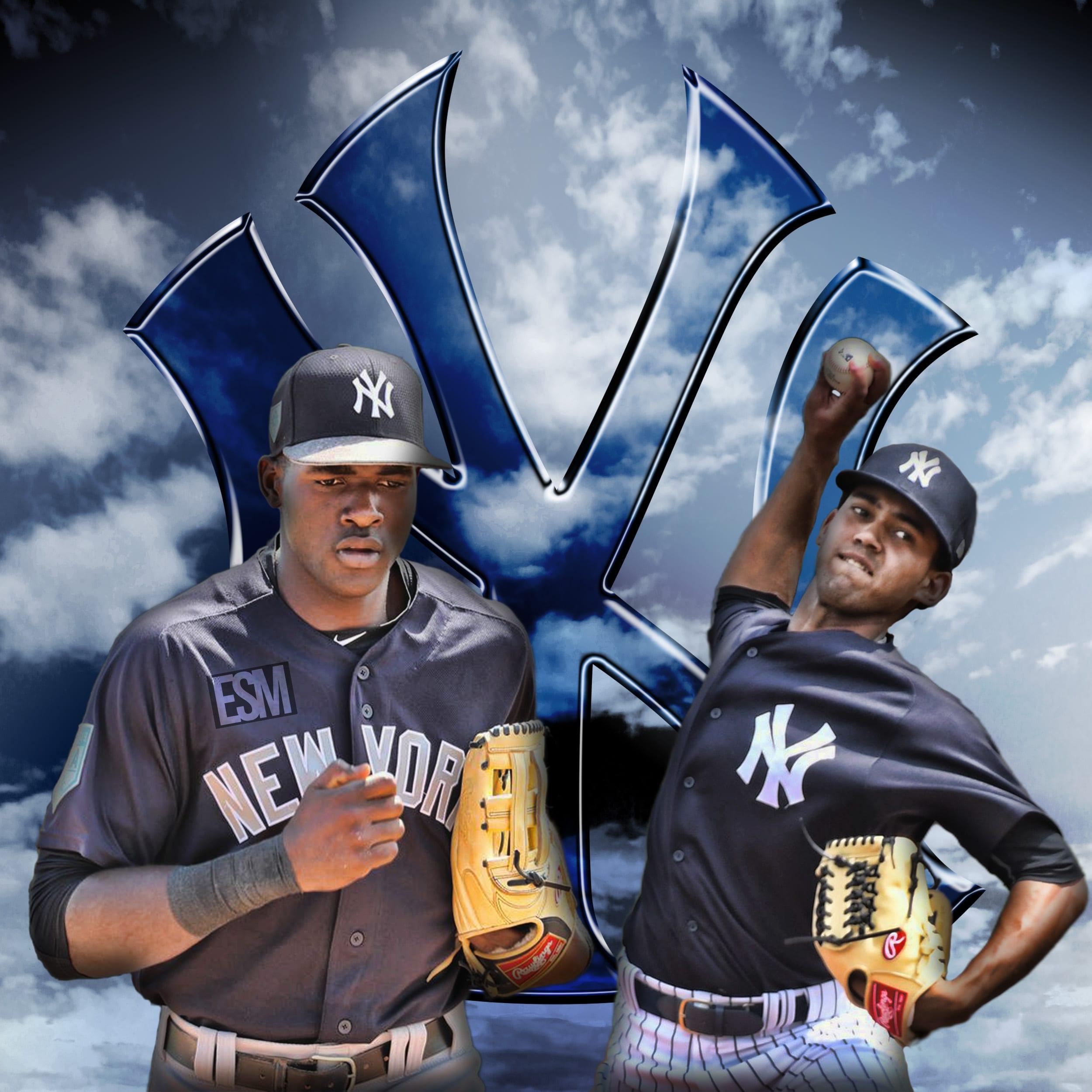 New York Yankees, Deivi Garcia, Estevan Florial