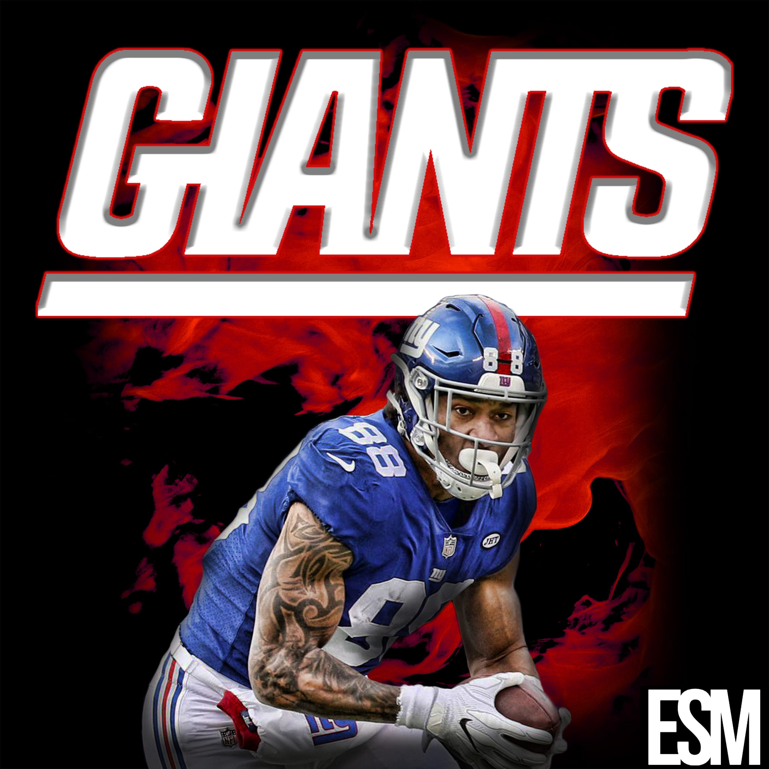 New York Giants, Giants, Evan Engram