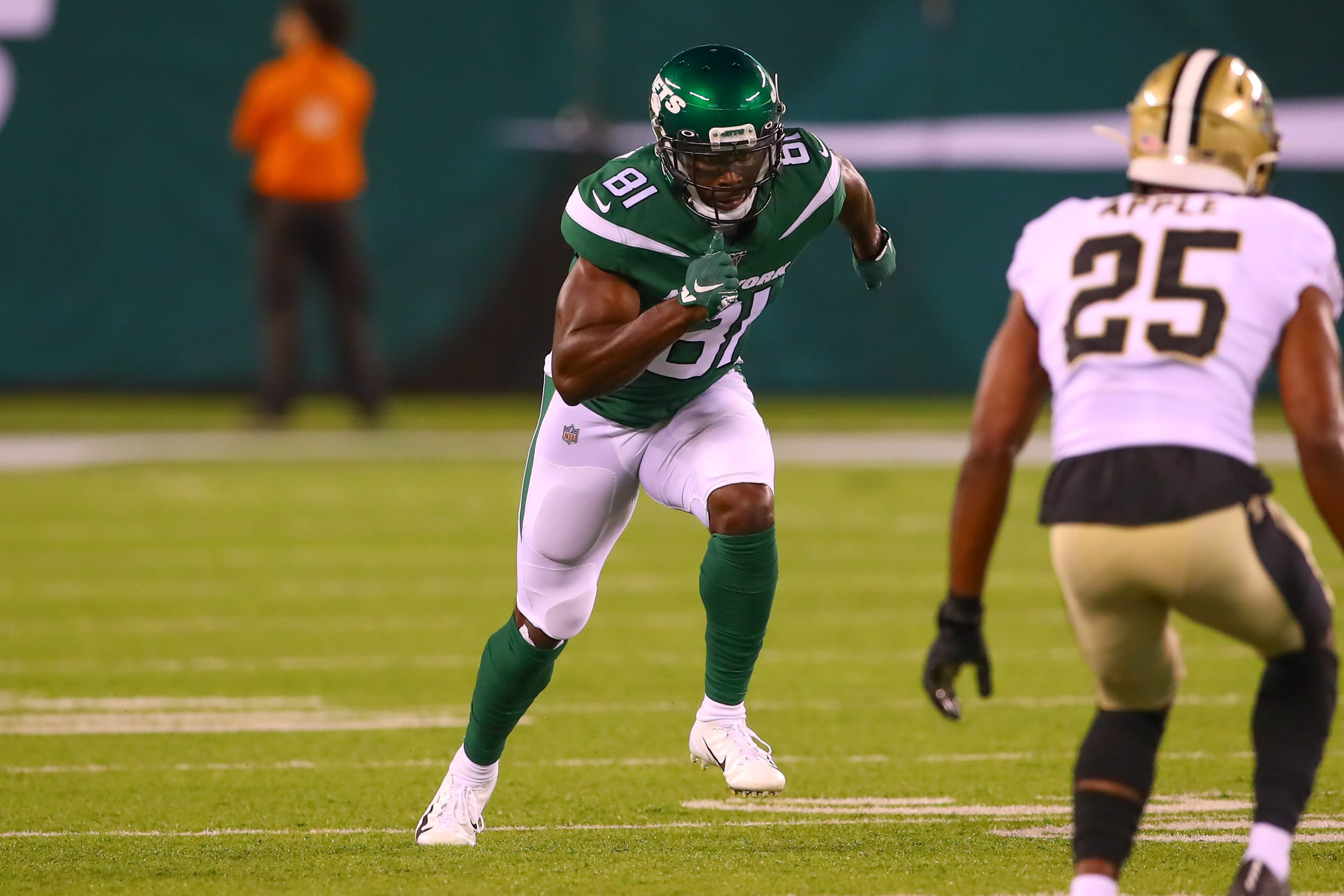New York Jets, Quincy Enunwa