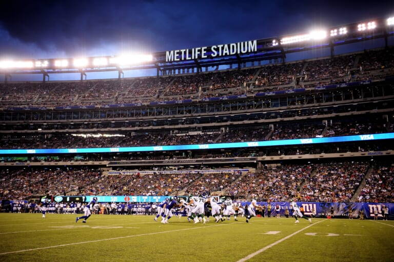 MetLife Stadium set to welcome back limited fans on March 1