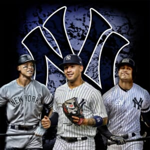 New York Yankees, Aaron Judge, Gleyber Torres, Giancarlo Stanton
