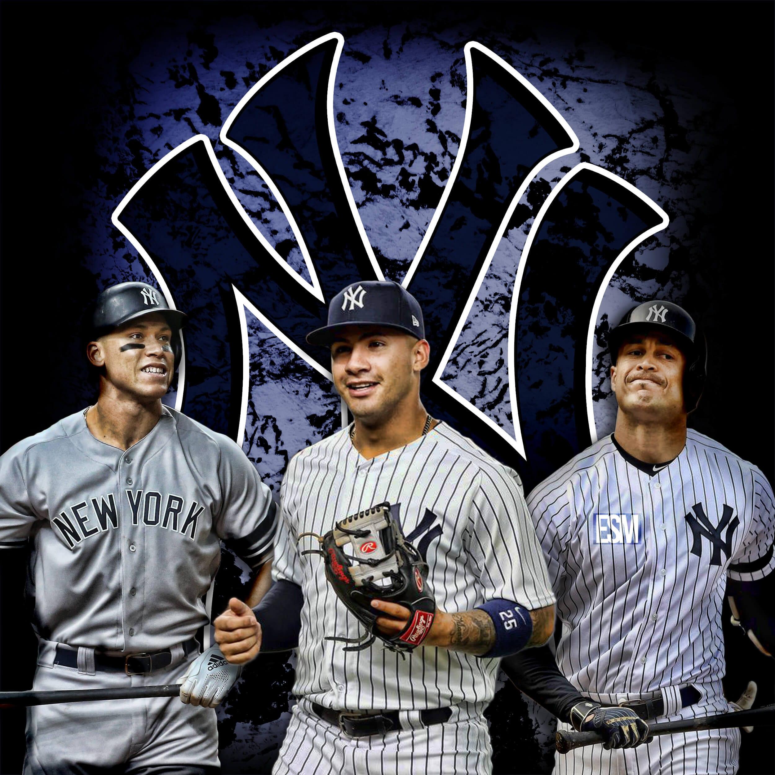 New York Yankees, Aaron Judge, Gleyber Torres, Giancarlo Stanton
