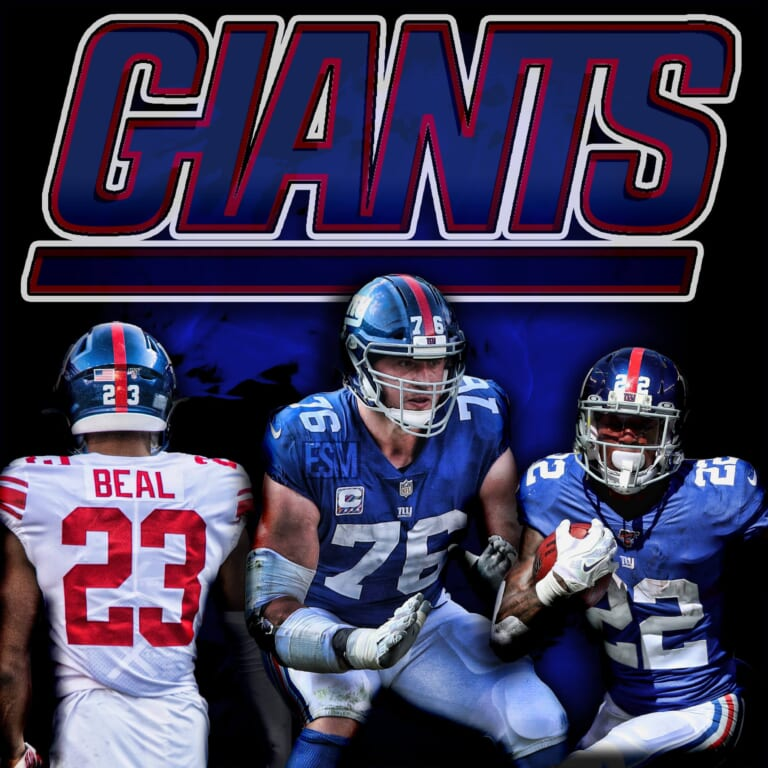 New York Giants, Nate Solder, Sam Beal, Wayne Gallman