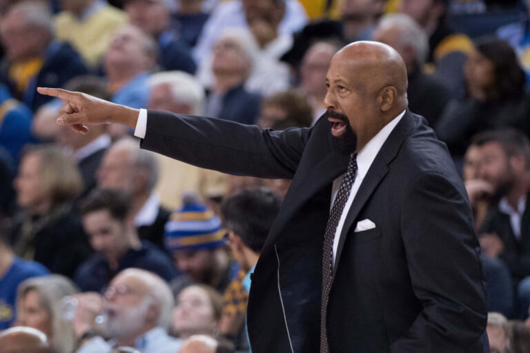 New york Knicks, Mike Woodson