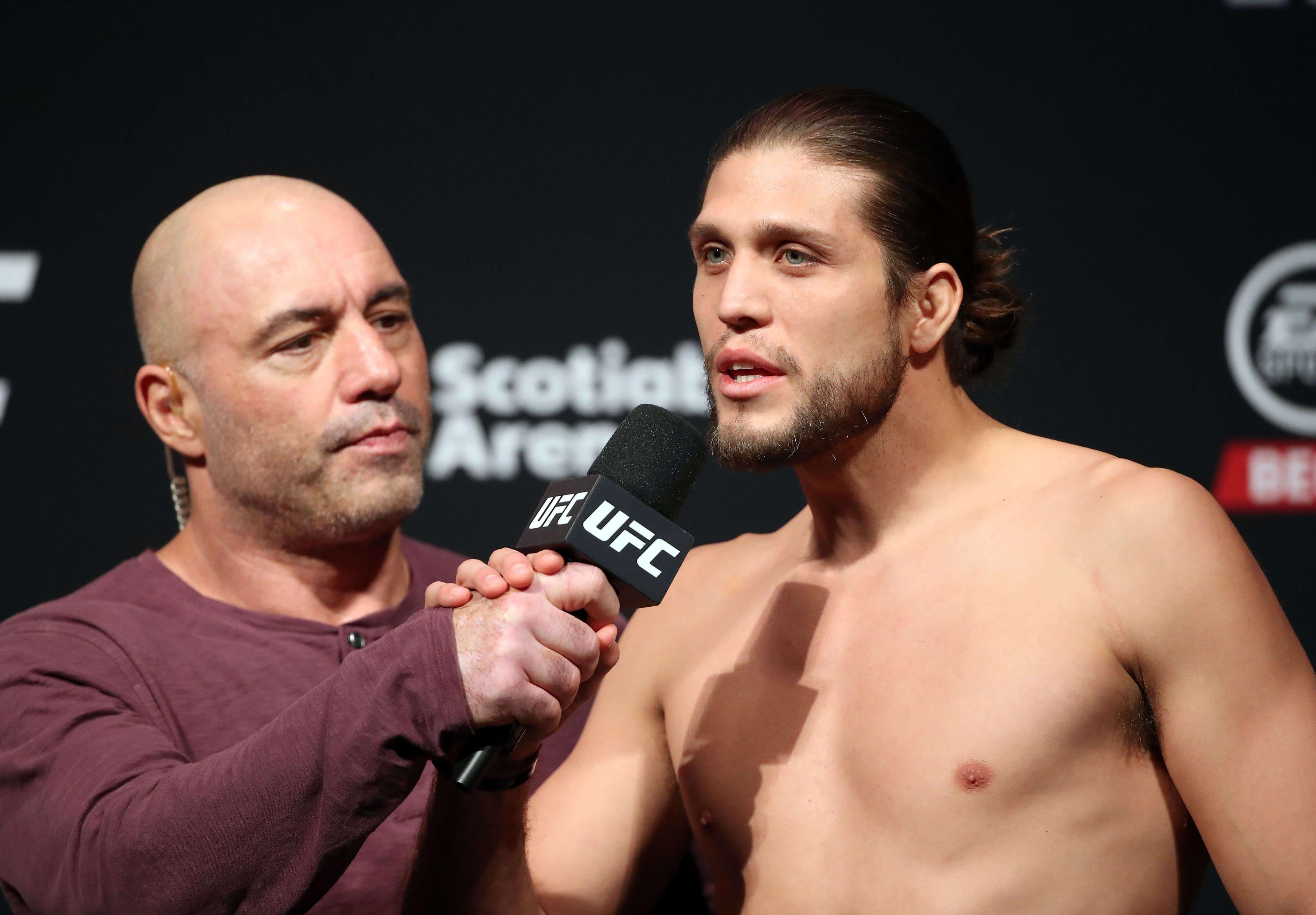 Brian Ortega, UFC