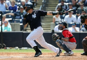New York Yankees: Gary Sanchez heating up at just the right time