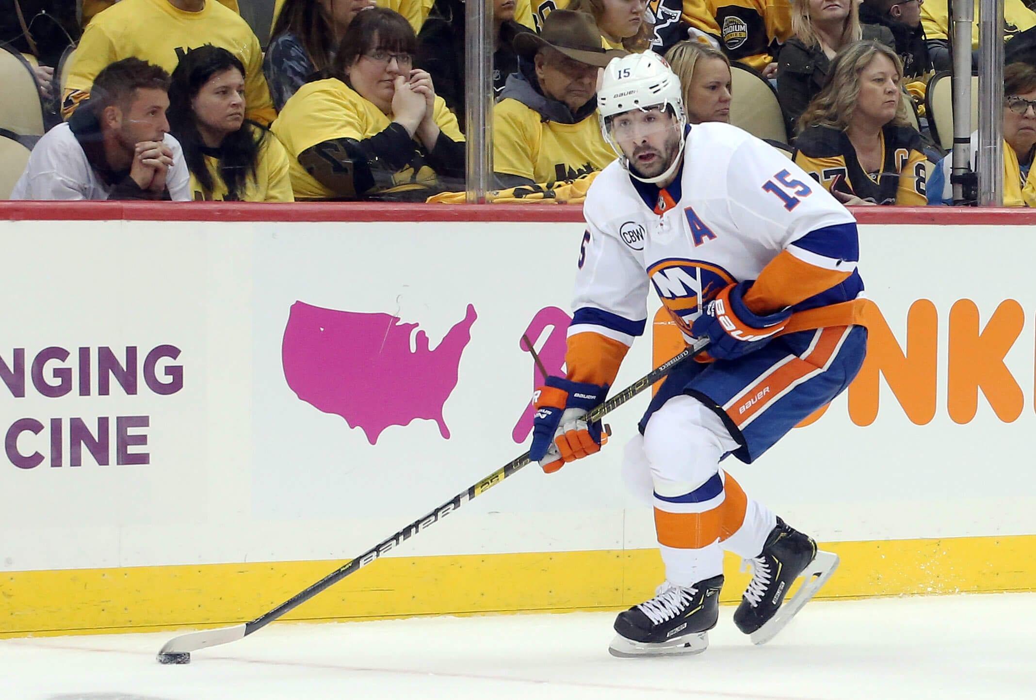 New York Islanders, Cal Clutterbuck