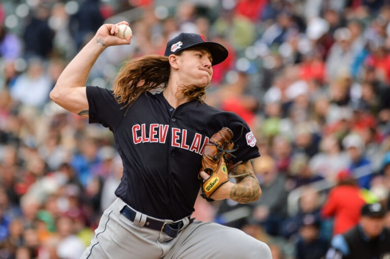New York Yankees, Mike Clevinger