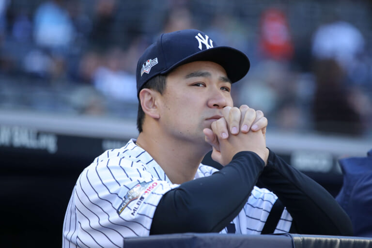 """New York Yankees: The writing is on the wall, thanks for everything """"Tank"""" (video)"""