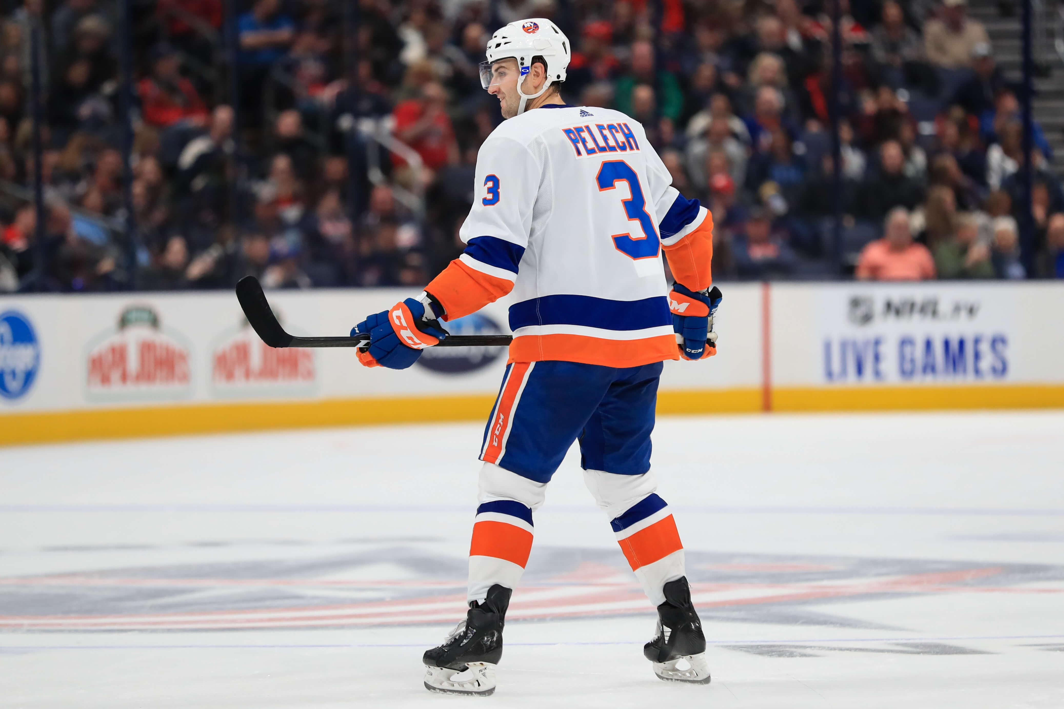 Adam Pelech, New York Islanders