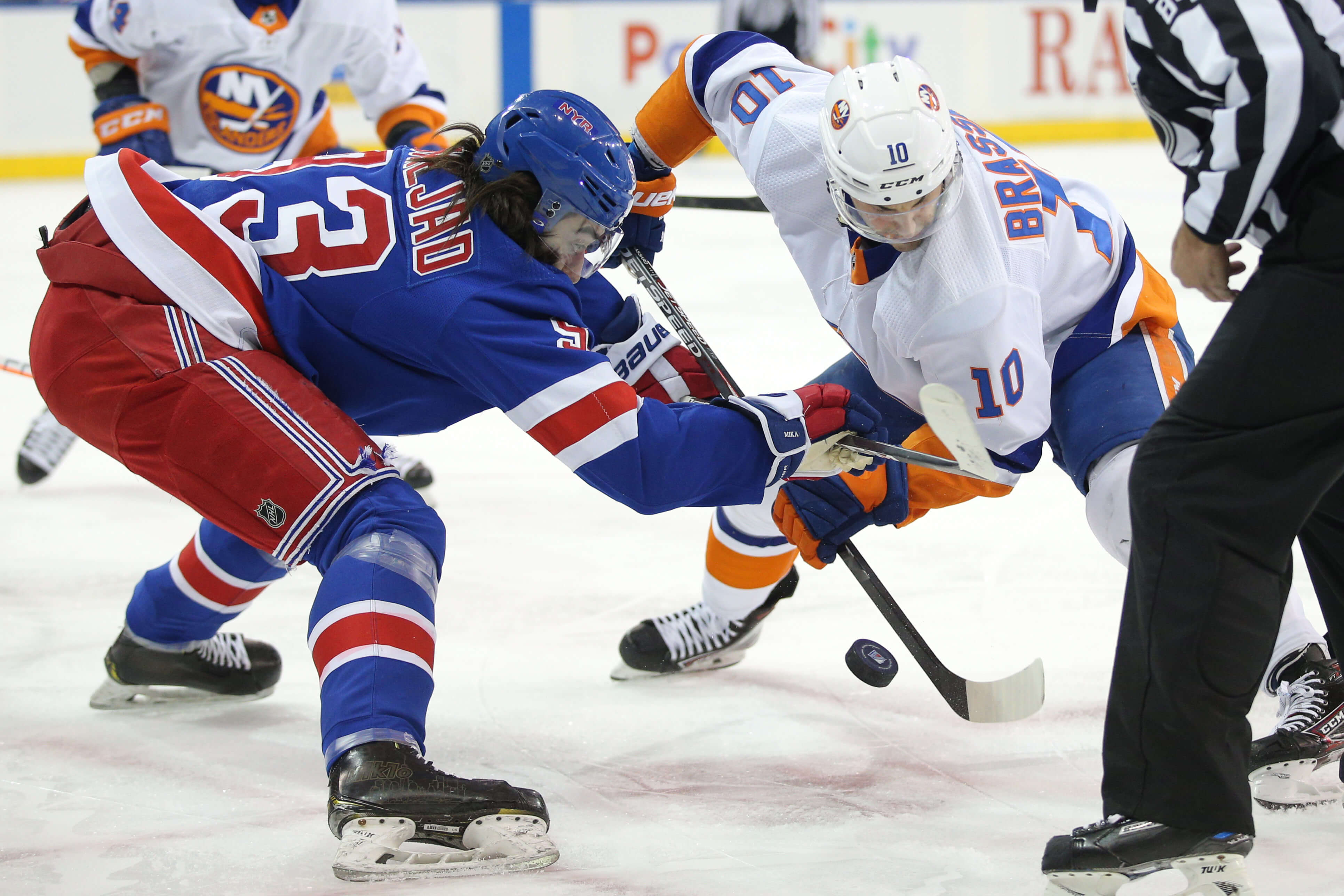 Derick Brassard, New York Islanders