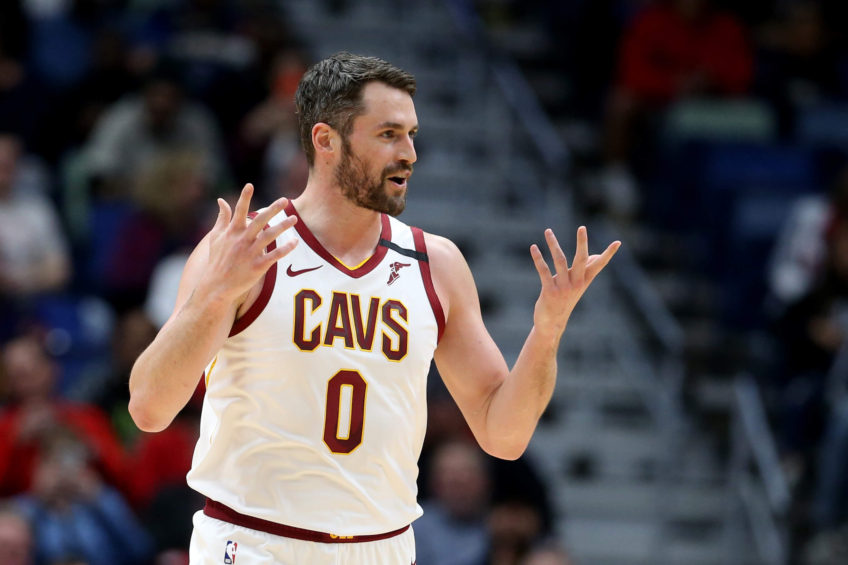 New York Knicks, Kevin Love