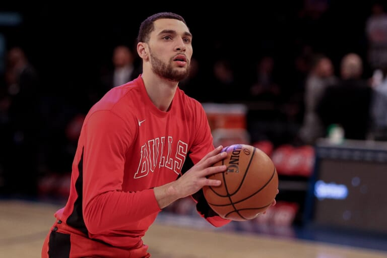 New York Knicks, Zach Lavine