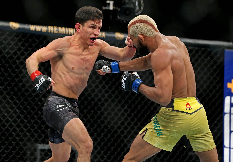 Joseph Benavidez, UFC