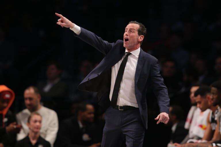 Brooklyn Nets, Kenny Atkinson, New York Knicks