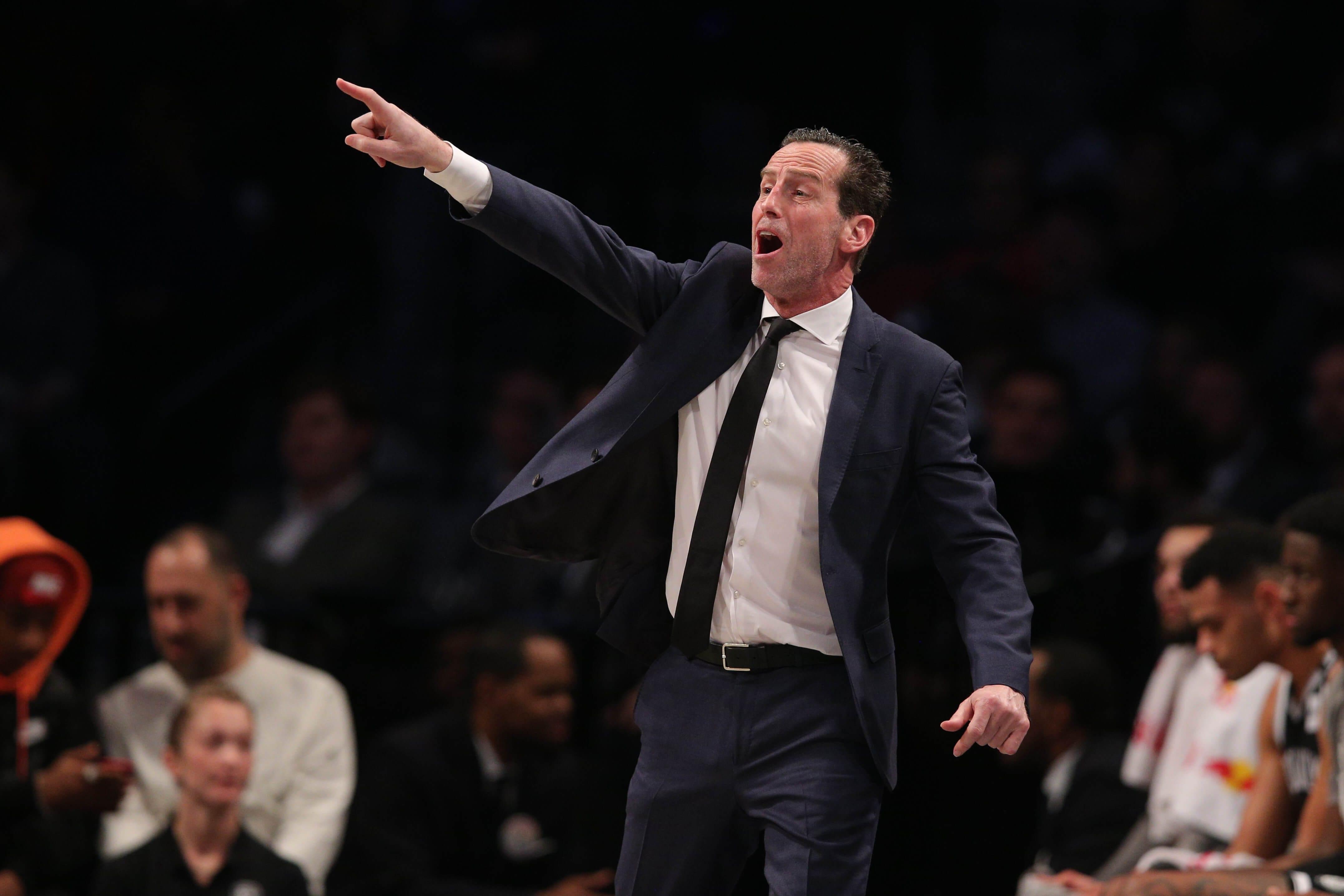 Brooklyn Nets, Kenny Atkinson, New York Knicks